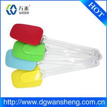 De silicona espátula para hornear pasteles& herramientas/de alimentos de silicona espátula
