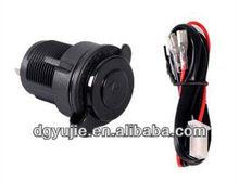 battery powered plug outlet 12V Cigarette Lighter Power Socket Plug Outlet