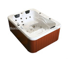 summer promotion portable spa Balboa system hot tub, Lucite Spa bath