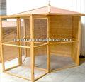 Grande voliera degli uccelli in legno/esterno gabbia per uccelli/animale gabbia
