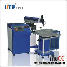 Used Micro Autoimatic Laser Welding Machine
