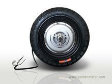 48V 2KW Electric Scooter BLDC hub motor wheel / e hub motor/ E-hub motor