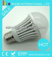 2015 high quality led Bulb lights 24SMD 3014 E27 6W Warm White 480 lumen/led light bulb cost/led par30 light bulbs
