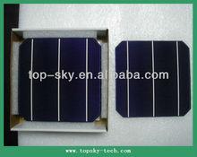 TP-156M Hottest sell 6''x6'' mono-crystalline solar cell supplier high efficiency broken solar cells