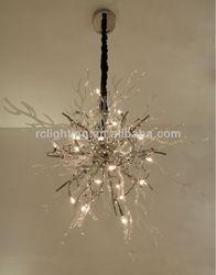 Modern Design Firework shape Pendant Light