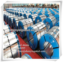 hot rolled hot-dipped galvanized steel coil