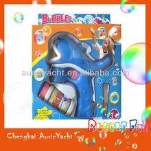 musical glowing fish bubble gun toy ZH0908785