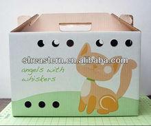 Cardboard pet carriers wholesale