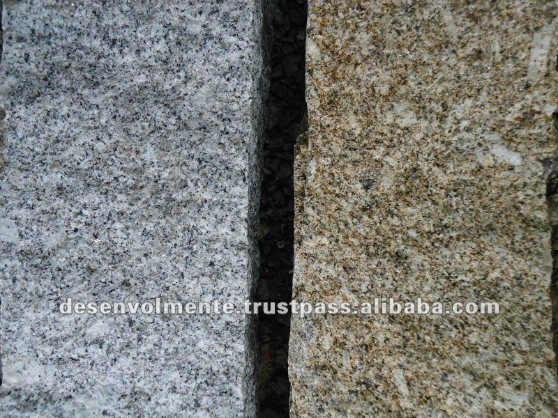 penafiel bordeaux gelb und grau große granit pflasterstein-Granit ...