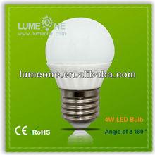 high power new product 2013 gu45 led bulb 4w