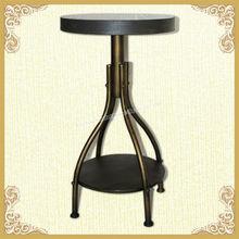 Antique indoor wooden shelf chair furniture