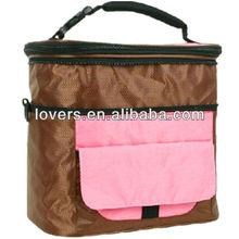wholesale oxford ice bag/cooler bag/picnic bag with handle