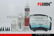 Shanghai Sepuna Chemical factory High Tensile Strength Primer Windshield pu urethane adhesive sealant glue for skylight