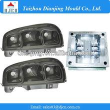 injection molding automobile plastic lamp bezel