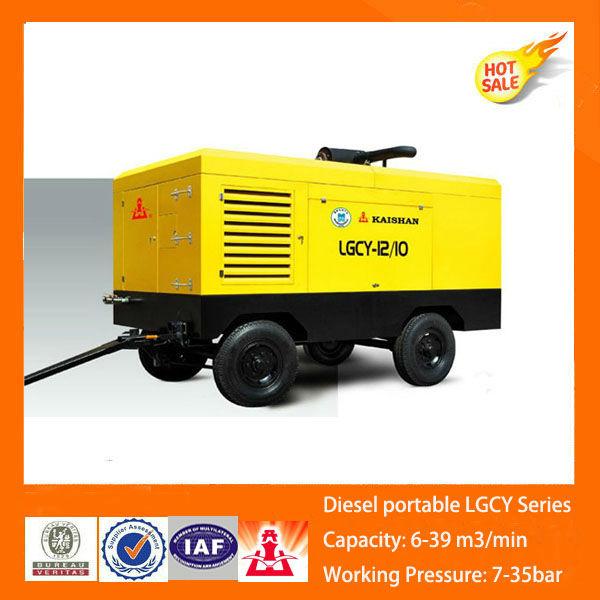 KAISHAN LGCY-18/17 17bar High Pressure portable compressor for sandblasting