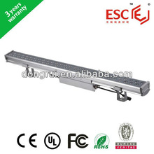 cree/bridgelux/Epistar led chip 72*1w rgb DMX512 linear led wall washer for building/garden UL/BV listed for ourdoor