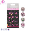 3D nail art flowers / nail decoration / nail accessory