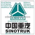 De CHINA SINOTRUK de camiones piezas de la suspensión