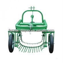 Farm use sweet potato harvester, potato harvesting machine