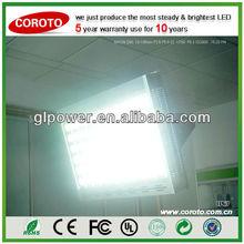 600w high lumen flux led panel light with Premium precise optical lens angle system for Soccer airport lighting
