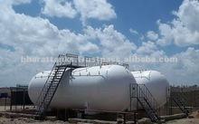 4-50 tons LPG tank,LPG storage tank,gas tank