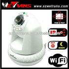 WETRANS TI9002W Indoor Robot IR 2-way audio Remote Control Wifi IP Camera