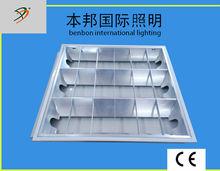 T8 3x20w aluminum grille lamp aluminum louver fitting osram lighting fixture