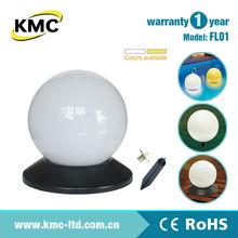 Solar globe garden & pool light FL01
