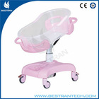 BT-AB101 CE approved hospital baby bed crib plastic
