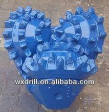 Steel tooth IADC136 Rock Bit, petroleum drilling equipment, roller cone bit
