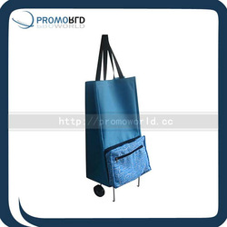 Europe trolly bag Wheel folding shopping bag Trolly bag to europe