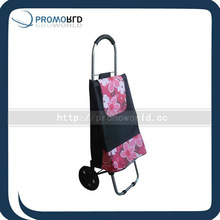Trolly for market 2 color trolly bag Mixcolor trolly shopping bag