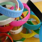 top grade silicon wrist band bracelet