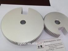 plastic double spur gear, plastic double gears
