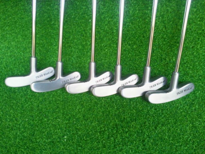 Mini Golf Putter Mini Golf Putter - Metal