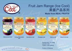 Fruit Jam (6 different flavours)