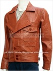 The Aviator Movie Leather Jacket
