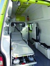 Ambulance vehicle volkswagen t5