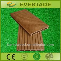Heat Cold Resistant Wood Plastic Composite Deck