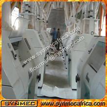 Maize Grinding Mill, Corn Grits Machine, Flour process plant