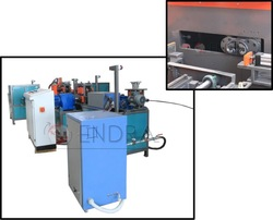 "NEW !! FULL AUTOMATIC ""C"" SCROLL PRODUCTION LINE FROM ROUND BAR"
