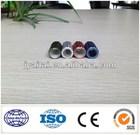 color anodized aluminum tubing
