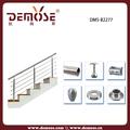 Tuyaux en acier rampe d'escalier/rampes en acier inoxydable