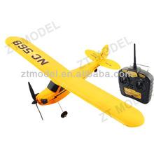 J3-Piper Foam 2.4G RC Airplane Model RC Plane