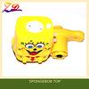 spongebob flash toy spinning top