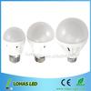 Bombilla led 180 degree 3W/5W/7W 86V-265V AC led bulb huizhuo lighting/led bulb