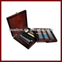 Wholesale Wooden Watercolor Pencil Box