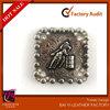 fashion western alloy belt accessory cowboy alloy concho