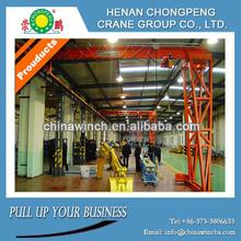 Semi Gantry Shop Crane Sale