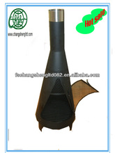 DECKMATE OUTDOOR PATIO DECK chiminea fire pit FIREPLACE SONORA NEW chimineas lowes